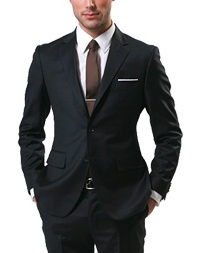 """The """"Essential Navy"""" Suit from Indochino.  $349.00"""