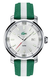 The Lacoste Main Sail.  A watch to keep an eye out for on Giltman.com  Regular price: $235 at Nordstrom.