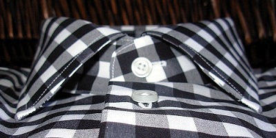 Calibrate trim fit Gingham on Dappered.com