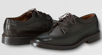 These ARE your father's wingtips.