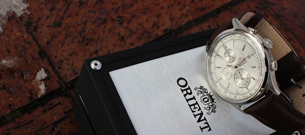 Orient Monterey Chrono