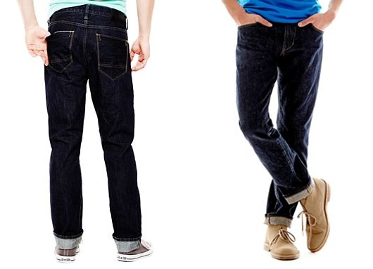 jcp selvage