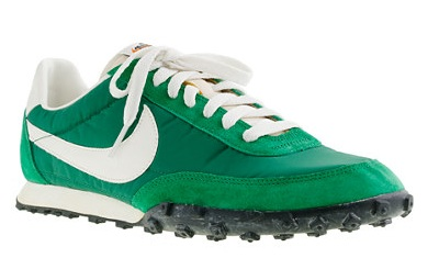 Phil Knight's St. Patrick's Day footwear.