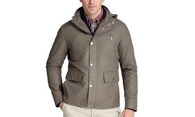 Mariner Jacket in Olive