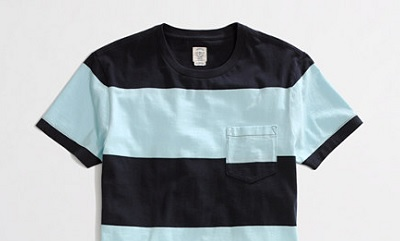 The un-graphic tee.