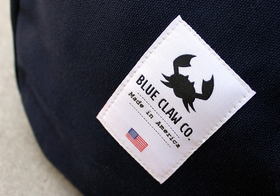 Blue Claw Label