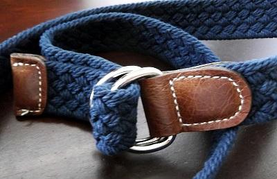 Jomers Web Belt on Dappered.com
