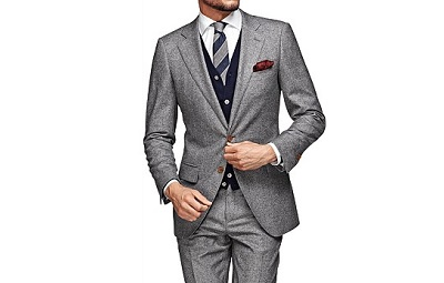 Suitsupply super 120s