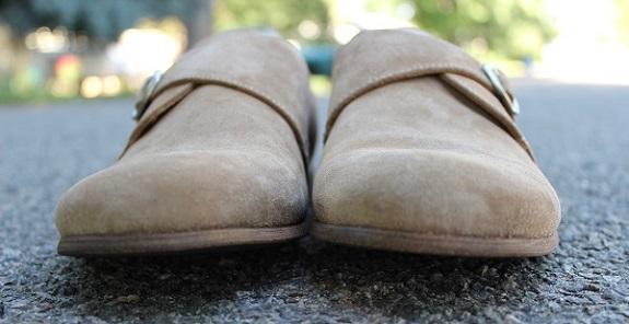 Thinner soles