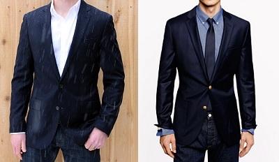 Ludlow blazers Old vs new