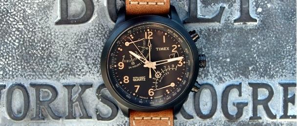 Timex Chrono Above