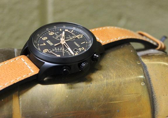 Timex Flyback Crown