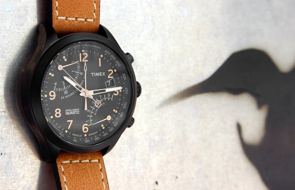 Timex Flyback