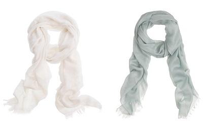 J Crew cashmere silk wrap
