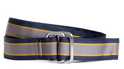 BB Ribbon Belt on Dappered.com