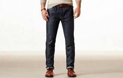 AE selvege jeans