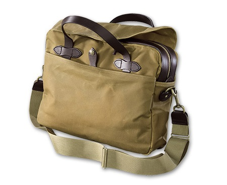 Filson Tin Cloth Brief tan