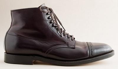 alden shell boots