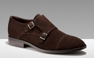 MD Suede Double Monk on Dappered.com