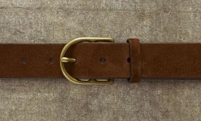 RL Suede Belt