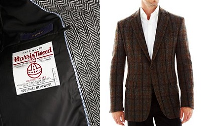 Stafford Harris Tweed