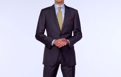 Suit Supply Navy