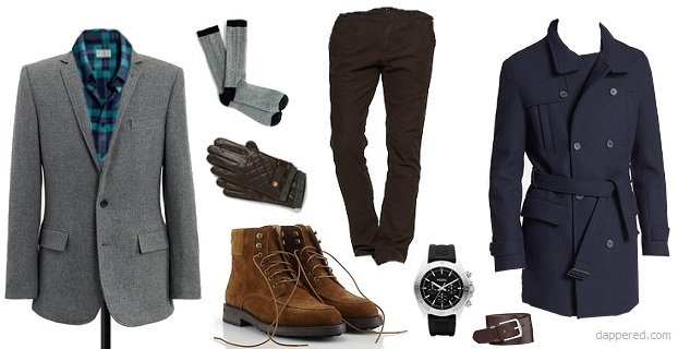 style scenario cold and grey by dappered