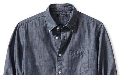 BR chambray shirt on Dappered.com