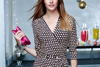 BR wrap dress on Dappered.com