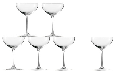 Champagne saucers on Dappered.com