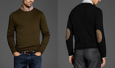 MD Cotton Cashmere Crew on Dappered.com