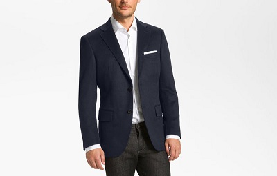 JWN Cashmere Blazer on Dappered.com