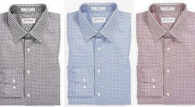 Nordy Check Dress Shirts on Dappered.com