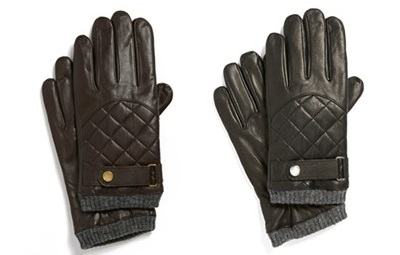 RL moto Glove on Dappered.com