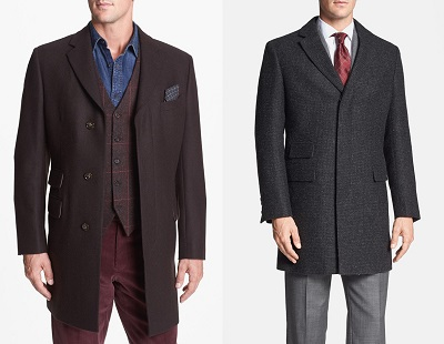 Wallin and bros topcoats on Dappered.com