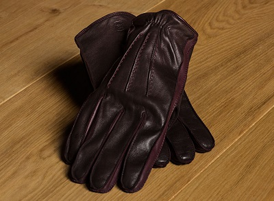 MD Sheepskin Gloves on Dappered.com