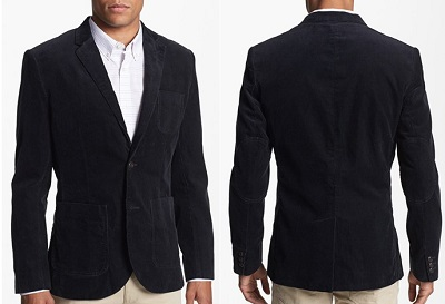 french connection cord blazer on Dappered.com