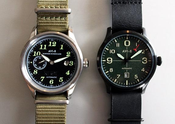 AVI8 Watch Duo on Dappered.com