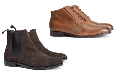 H & M Boots / Dappered.com