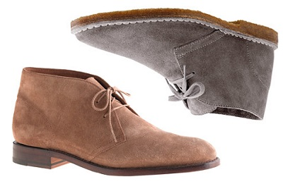 J. Crew Boots on Dappered.com