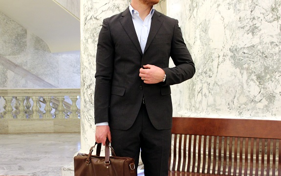 UNIQLO Suit Separates Reviewed on Dappered.com