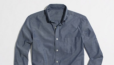 lightweight chambray on Dappered.com