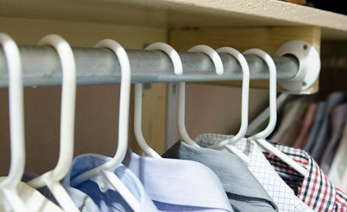 resolve to organize that closet in 2014