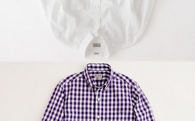 slim washed shirts on Dappered.com