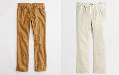 5 pockets / Dappered.com