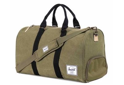 Herschel Gym Bag on Dappered.com