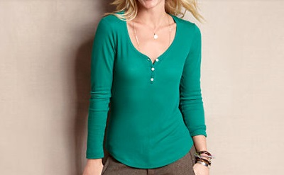 LEC Henley for her on Dappered.com