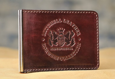 Mitchell Leather Wallet on Dappered.com