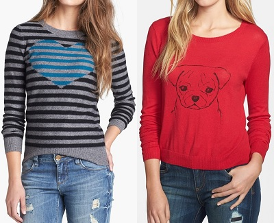 Nordstrom Sweaters for Her / Dappered.com