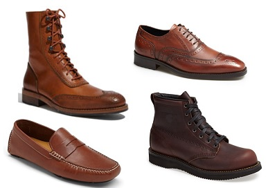 Nordy Shoe Clearance - part of The Thursday Handful on Dappered.com